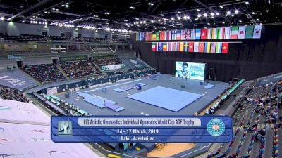2019 Baku Apparatus World Cup - 2019 Baku Apparatus World Cup - Mar 17, 2019 at 8:01 AM UTC