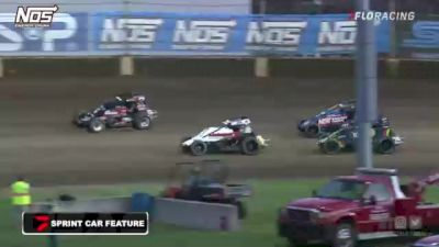 Feature Replay | Non-Wing Sprints Saturday at Kokomo Speedway