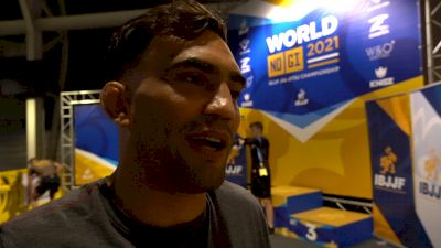 A Good Day For Checkmat: Lucas Leite on Gomes and Cruz's Gold Medals