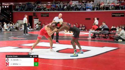 165 lbs Quarterfinal - Ethan Smith, Ohio State vs Isaiah White, Nebraska