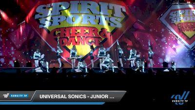 Universal Sonics - Junior Glam Squad [2020 L1 Junior - D2 - B Day 1] 2020 Spirit Sports: Duel In The Desert
