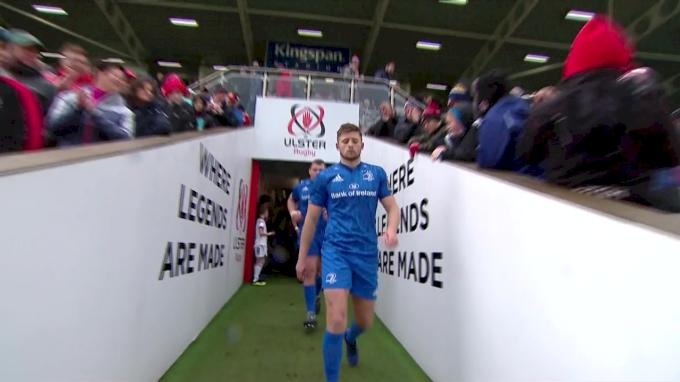 Guinness PRO14: Leinster vs Ulster