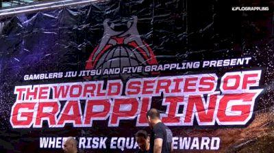 Edwin Najmi vs Rafael Dutra World Series of Grappling #2