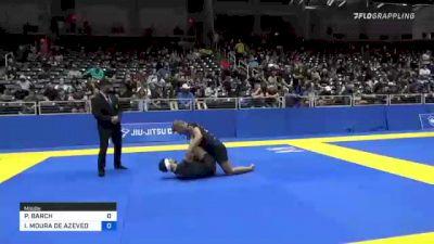 PAUL BARCH vs ITALO MOURA DE AZEVEDO 2021 World IBJJF Jiu-Jitsu No-Gi Championship