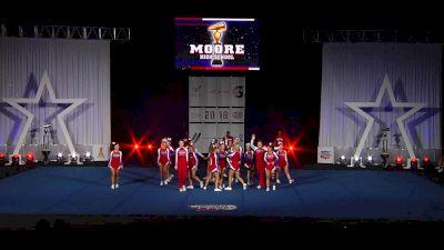 Moore High School [2018 Advanced Small Coed Day 2] NCA Senior & Junior High School National Championship