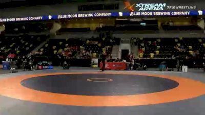 97 kg Cons 8 #2 - Lucas Davison, TMWC / Wildcat Wrestling Club vs Jakob Woodley, Oklahoma Regional Training Center