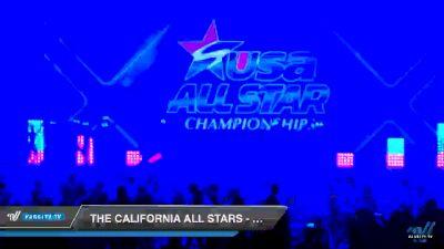 The California All Stars - Ontario - Crystal [2019 Senior - Medium 1 Day 2] 2019 USA All Star Championships