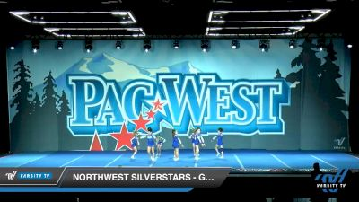 Northwest Silverstars - Glitter [2020 L1 Youth - D2 - Small - A Day 2] 2020 PacWest