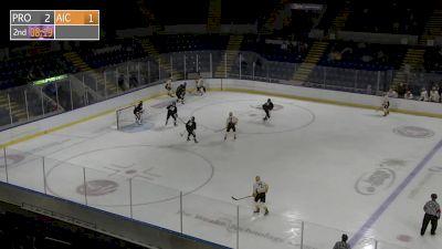 Replay: Providence vs AIC | Oct 9 @ 7 PM
