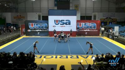 NorCal Cheer - Bears [2021 L2 Performance Recreation - 8-18 Years Old (NON) Day 1] 2021 USA Reach the Beach Spirit Competition