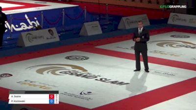 Alexssandro Sodre vs Pawel Kozlowski Abu Dhabi Grand Slam Abu Dhabi