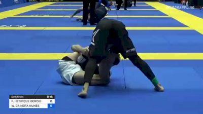 PAULO HENRIQUE BORDIGNON MIYAO vs WILLIS DA MOTA NUNES 2021 World IBJJF Jiu-Jitsu No-Gi Championship