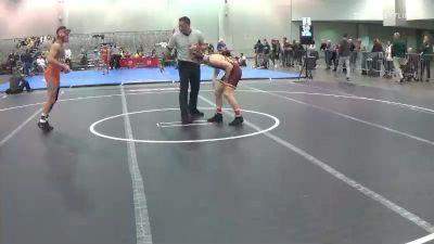 125 lbs Consolation - Patrick McKee, Minnesota vs Joey Prata, Virginia Tech
