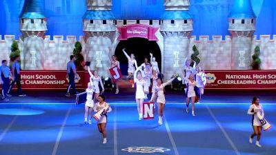 Bob Jones High School [2020 Medium Varsity Division I Finals] 2020 UCA National High School Cheerleading Championship