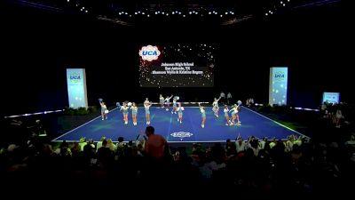 Johnson High School [2020 Small Junior Varsity Semis] 2020 UCA National High School Cheerleading Championship