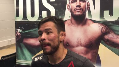 Ray Borg Overcomes Adversity, Wins At UFC San Antonio