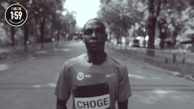 Meet Pacemaker Augustine Choge