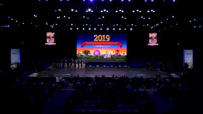 Minnesota State University, Mankato [2019 Open Jazz Finals] UCA & UDA College Cheerleading and Dance Team National Championship