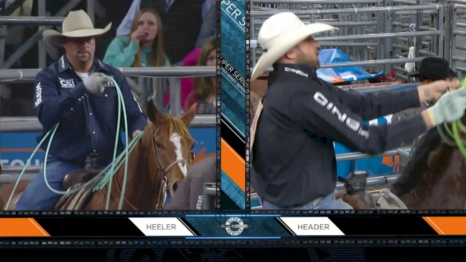 Blasingame & Lockett Win Rodeo Houston