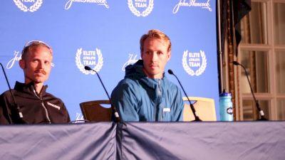 'Holy ****, I'm Leading The Beeping Boston Marathon': Scott Fauble On Surreal First Boston
