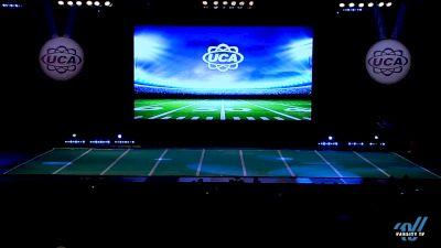 Saltillo High School [2019 Game Day - Medium Coed Finals] 2019 UCA National High School Cheerleading Championship