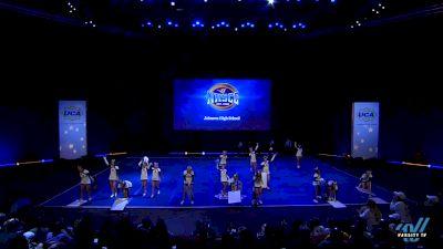 Johnson High School [2019 Medium Varsity Division I Semis] 2019 UCA National High School Cheerleading Championship