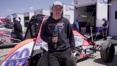 Brady Bacon Helping Make USAC Silver Crown Series At Winchester A Reality
