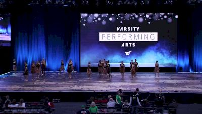Summerville High School [2020 Color Guard Performance] Varsity Performing Arts Winter Showcase
