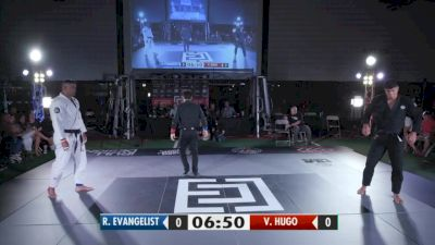 Victor Hugo vs Ricardo Evangelista 3CG Kumite II