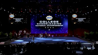 Eastern Kentucky University [2020 Cheer Division I Finals] 2020 UCA & UDA College Nationals