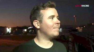 Chad Boat Interview At 2019 USAC Midgets