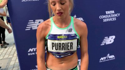 Elinor Purrier Finishes A Close Second To Jenny Simpson At 5th Ave