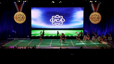 DeSoto Central High School [2020 Super Game Day Division I Finals] 2020 UCA National High School Cheerleading Championship
