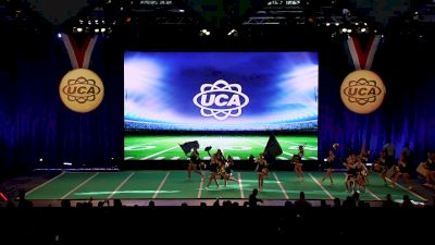 Sycamore High School [2020 Large Game Day Division II Semis] 2020 UCA National High School Cheerleading Championship