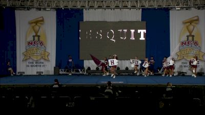 Mesquite High School [2019 Game Day Band Chant Small High School Finals] NCA Senior & Junior High School National Championship