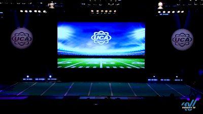 Fossil Ridge High School (TX) [2019 Game Day - Large Coed Finals] 2019 UCA National High School Cheerleading Championship