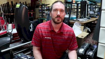 What's In The Bag: Sean Rash