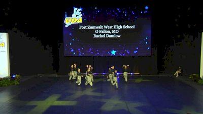 Fort Zumwalt West High School [2020 Small Hip Hop Prelims] 2020 UDA National Dance Team Championship