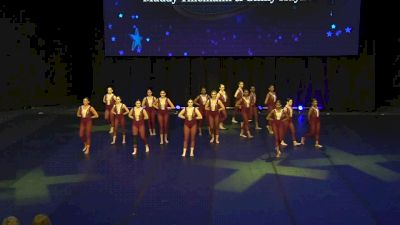 Dutch Fork High School [2020 Large Jazz Prelims] 2020 UDA National Dance Team Championship