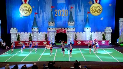 William Blount High School [2020 Small Game Day Division I Finals] 2020 UCA National High School Cheerleading Championship