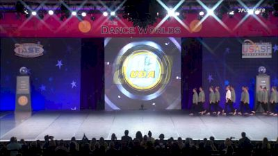 A Look Back At The Dance Worlds 2019 - Open Contemporary/Lyrical Medalists