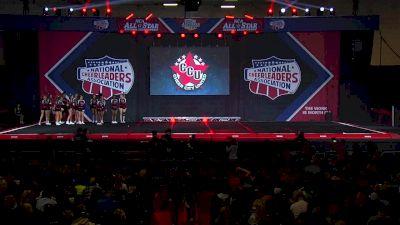 Cheer City United Atlas [2020 L3 Small Senior Coed Day 2] 2020 NCA All-Star Nationals