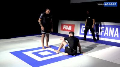 Lucas Barbosa vs Khalil Fadallah BJJ Fanatics Submission Only Grand Prix