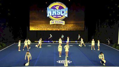 Riverdale Middle School [2020 Junior High Non Tumbling Finals] 2020 UCA National High School Cheerleading Championship