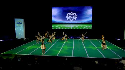 Opp High School [2020 Medium Non Tumbling Game Day Finals] 2020 UCA National High School Cheerleading Championship