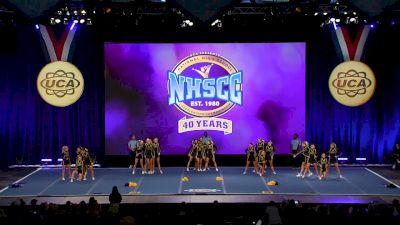 Live Oak High School [2020 Large Varsity Division II Prelims] 2020 UCA National High School Cheerleading Championship