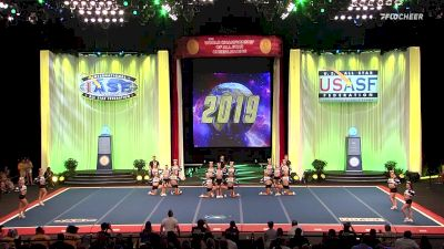 A Look Back At The Cheerleading Worlds 2019 - International Open L5 Medalists
