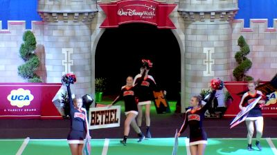 Bethel Park High School [2020 Small Game Day Division I Finals] 2020 UCA National High School Cheerleading Championship