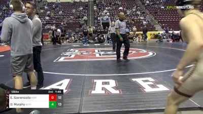 Julian Chlebove, NH vs Kenny Hermann, BECA