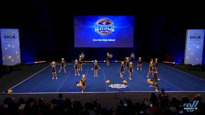Live Oak High School [2019 Medium Varsity Division I Prelims] 2019 UCA National High School Cheerleading Championship